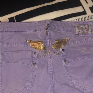 Woman Robin Jeans